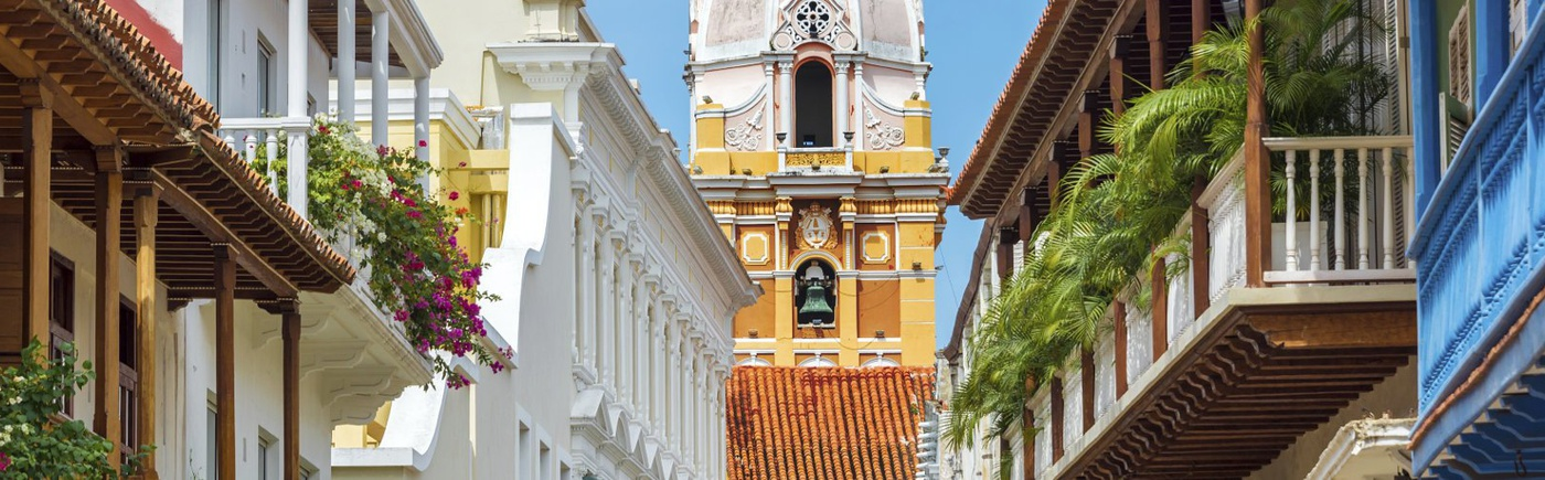 Discover Cartagena with us